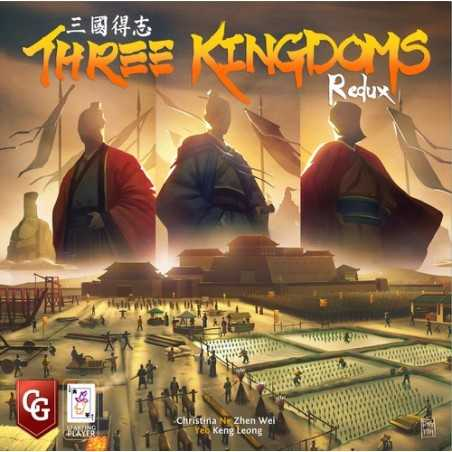 Three Kingdoms Redux