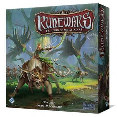 Runewars Elfos Latari