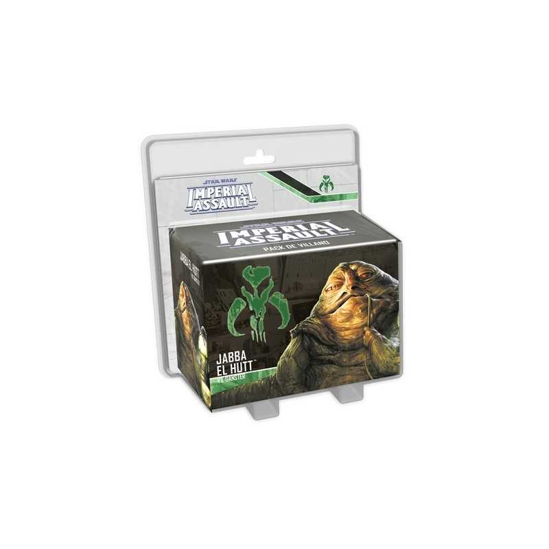 Jabba el Hutt STAR WARS Imperial Assault