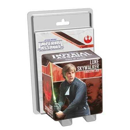 Luke Skywalker Caballero jedi Imperial Assault