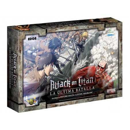 Attack on Titan La última batalla