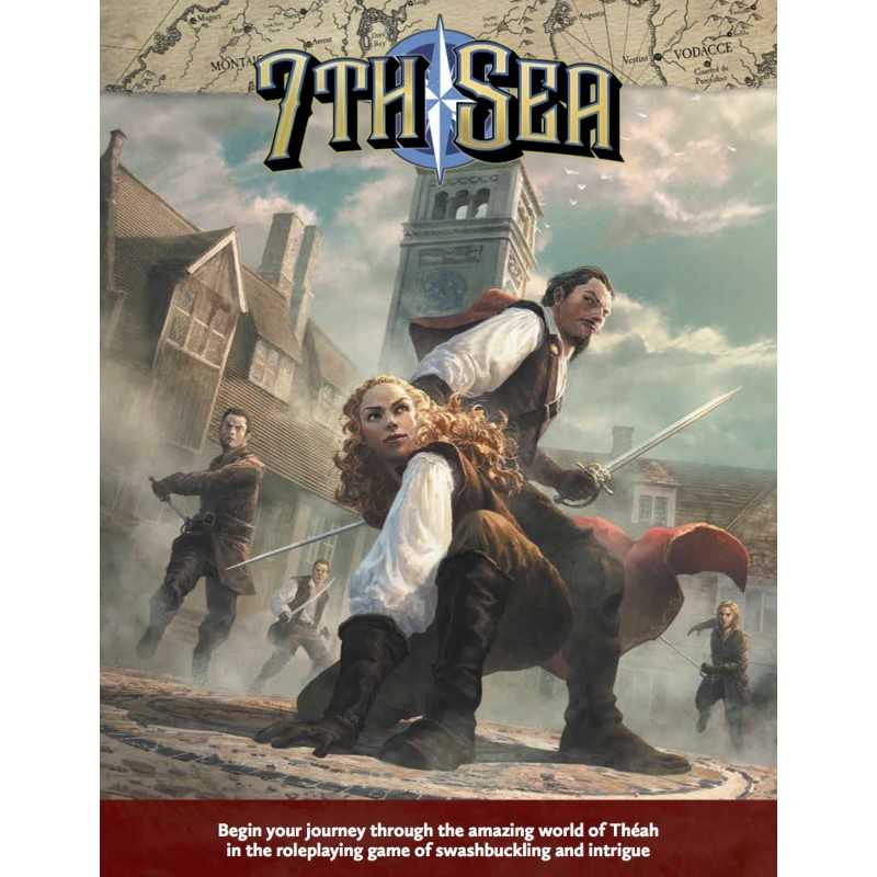 7th Sea Second edition