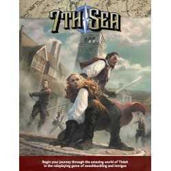 7th Sea Second edition