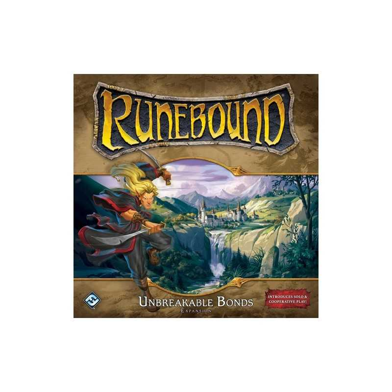 Unbreakable Bonds Runebound expansion (English)
