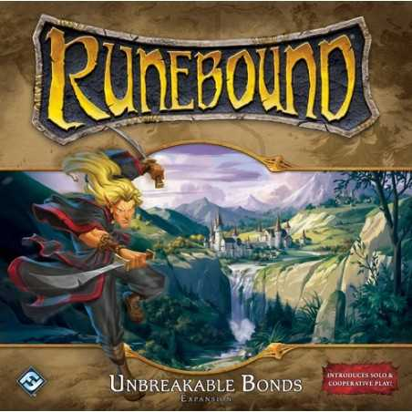 Unbreakable Bonds Runebound expansion (English)