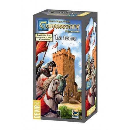 Carcassonne La Torre Nueva edición