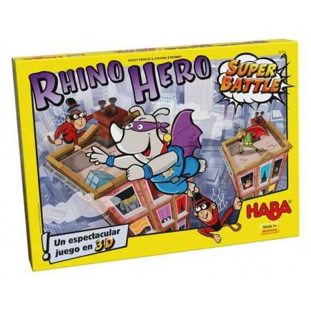 Rhino Hero Super Battle Super Rino