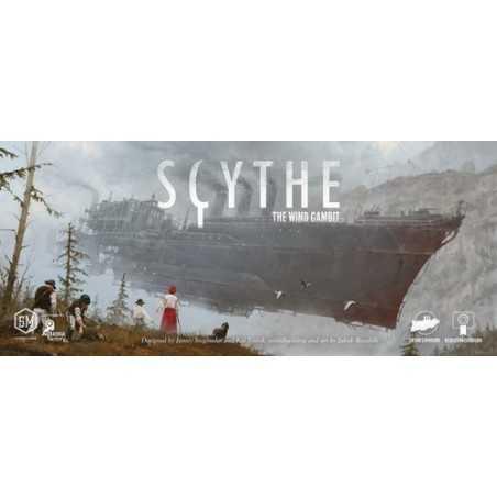 Scythe: The Wind Gambit (ENGLISH)