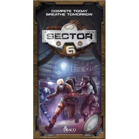Sector 6 Edición KICKSTARTER