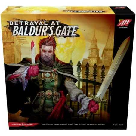 Betrayal at Baldur's Gate + PROMO CARD
