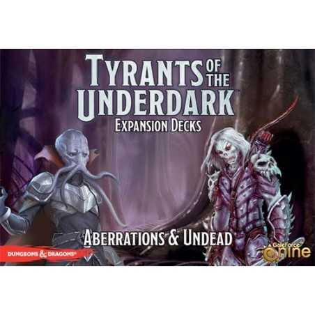 D&D Aberrations & Undead Tyrants of the Underdark xpansion