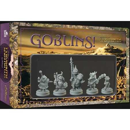 Goblins! Jim Henson's Labyrinth: The Board Game expansion
