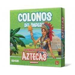 Aztecas Colonos del Imperio