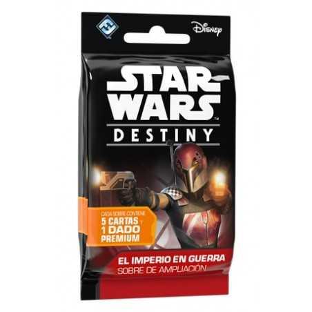 Star Wars Destiny El Imperio en guerra Sobres de ampliación
