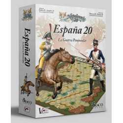 España 20 La Guerra Peninsular Edición VERKAMI