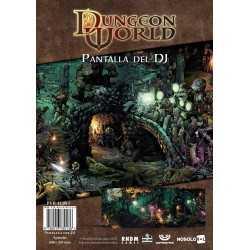 Dungeon World Pantalla del Director