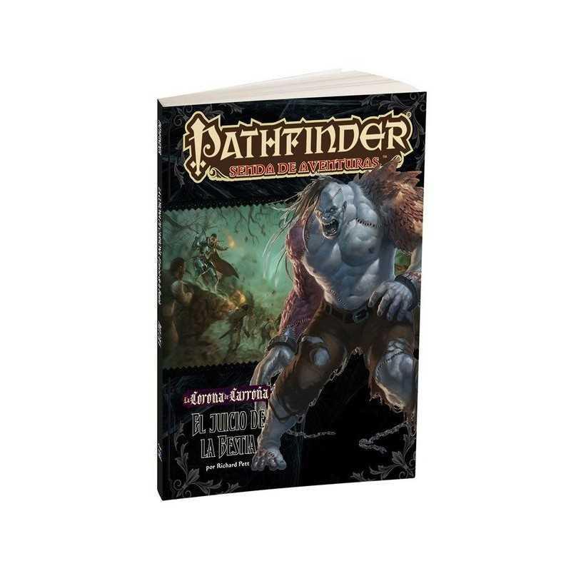 Pathfinder La corona de carroña 2 El juicio de la bestia