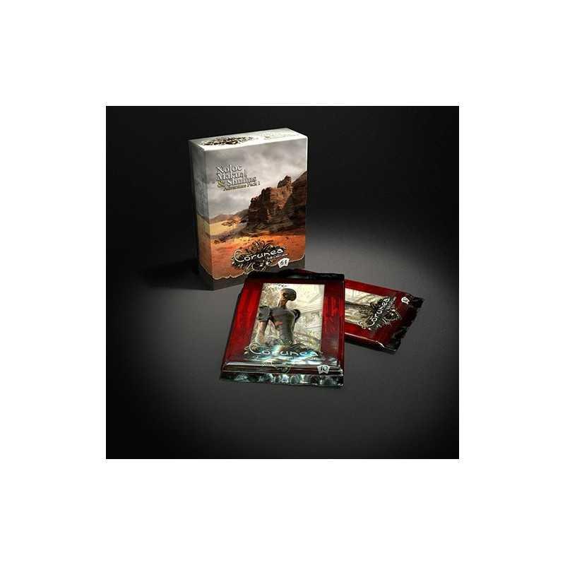 Corunea Adventure Pack 1 Makual, Nolok & Shulius