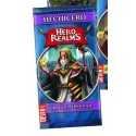 Mago Hero Realms sobre de personaje