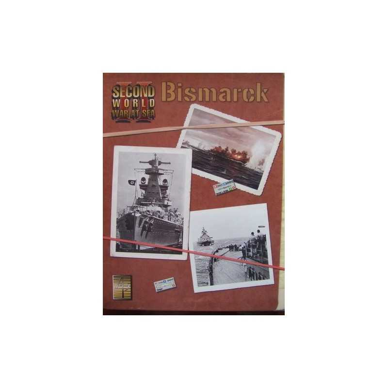 Second World War at Sea Bismarck