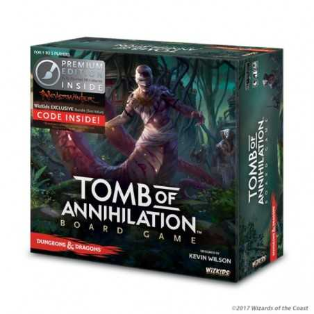 PREMIUM EDITION D&D Tomb of Annihilation