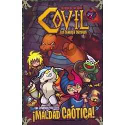 Covil expansión MALDAD CAÓTICA