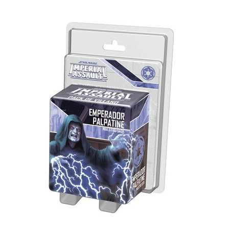 Emperador Palpatine STAR WARS Imperial Assault