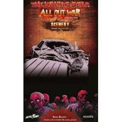 The Walking Dead Escenografía