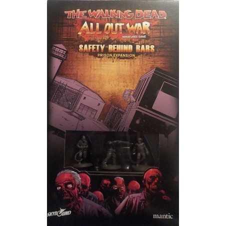 The Walking Dead Safety Behind Bars Oleada 3