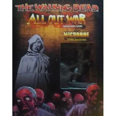 Michonne Booster THE WALKING DEAD Oleada 3