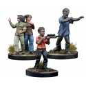 Maggie Prison Defender Booster THE WALKING DEAD Oleada 3