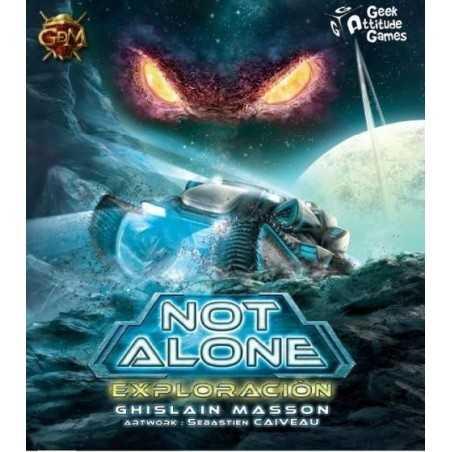 Not Alone Exploración expansión