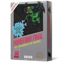 Monstruo final El siguiente nivel