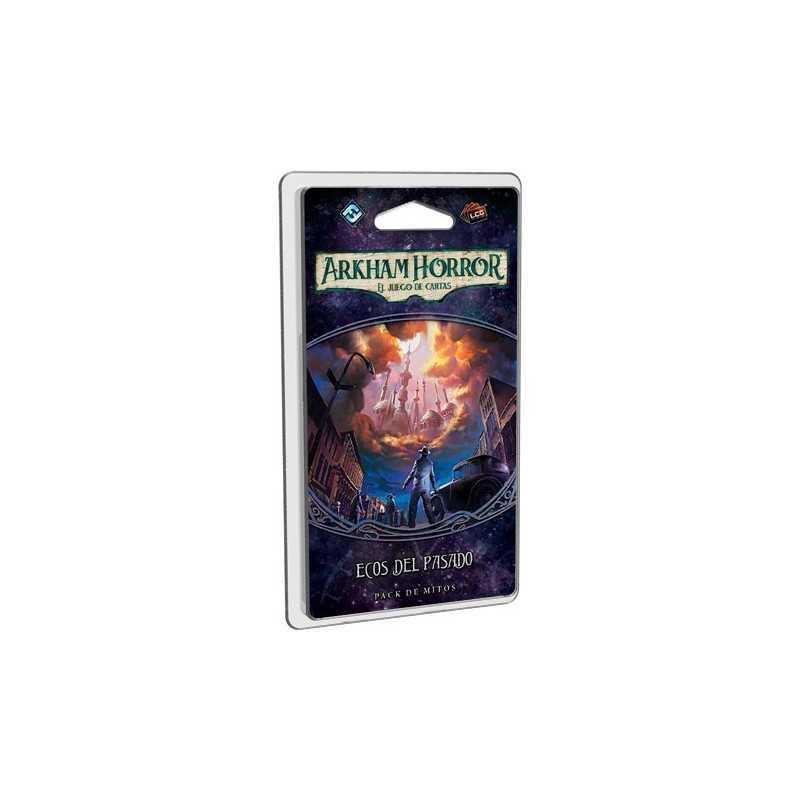 Ecos del pasado El camino a Carcosa Arkham Horror el juego de cartas