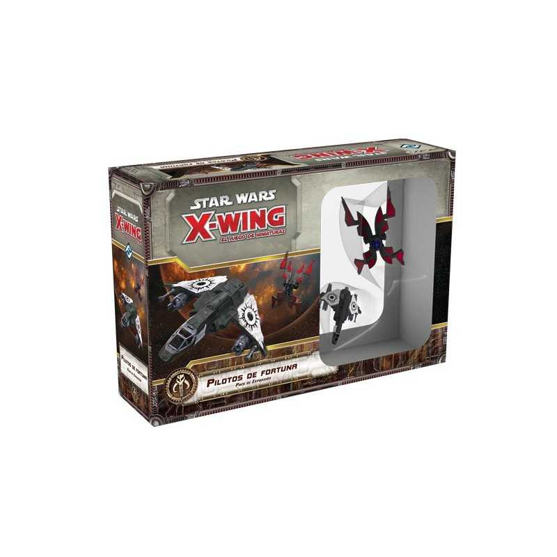 Pilotos de fortuna X-WING
