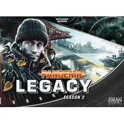 Pandemic Legacy Season 2 (English) BLACK