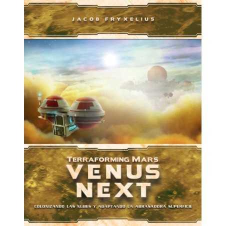 Venus Next Terraforming Mars Venus Next + PROMOS