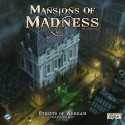 Streets of Arkham Mansions of Madness expansion (English)