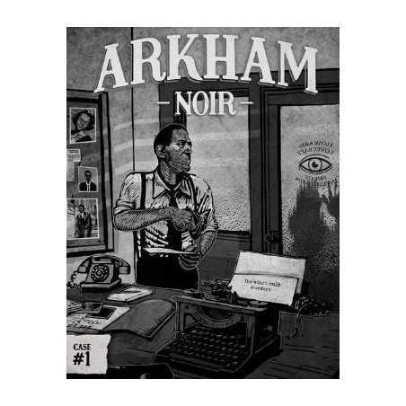 Arkham Noir Los asesinatos del culto de la bruja