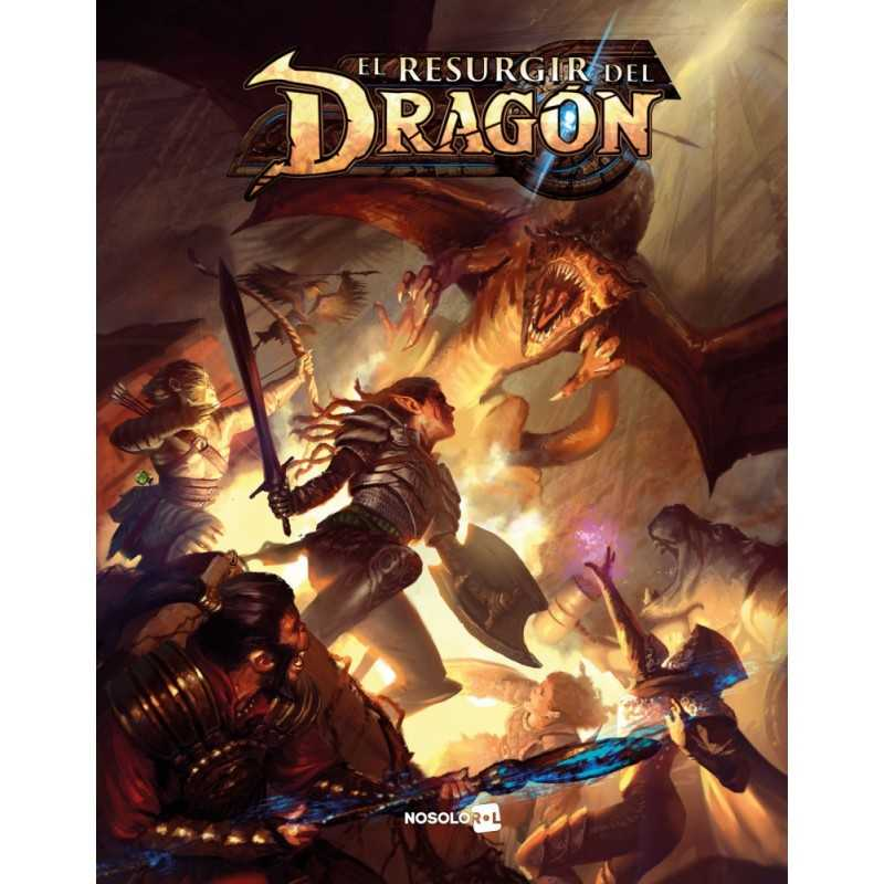 El Resurgir del Dragón + PROMO (pantalla + módulo gratis)