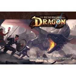 El Resurgir del Dragón DELUXE + PROMO (pantalla + módulo gratis)