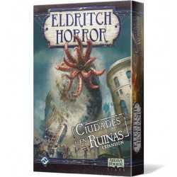 Ciudades en ruinas Eldritch Horror