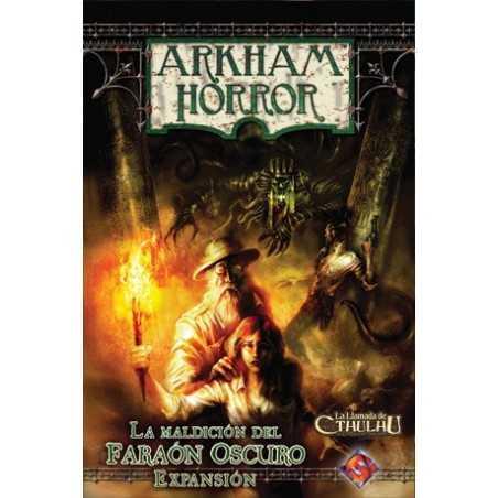 Arkham Horror La Maldición del Faraón Oscuro