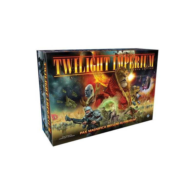 Twilight Imperium 4ª Edition ENGLISH