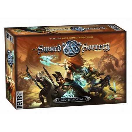 Sword & Sorcery Almas Inmortales