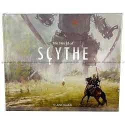 Scythe Art Book