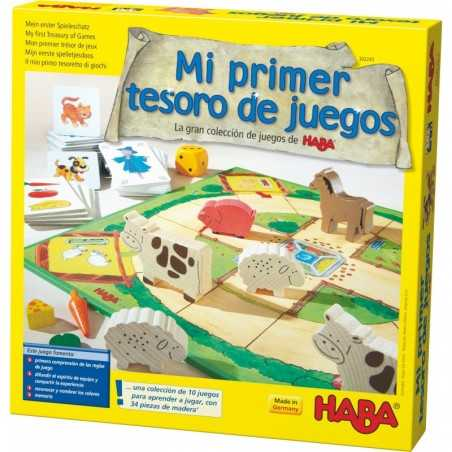 Buy Treasury of Games HABA