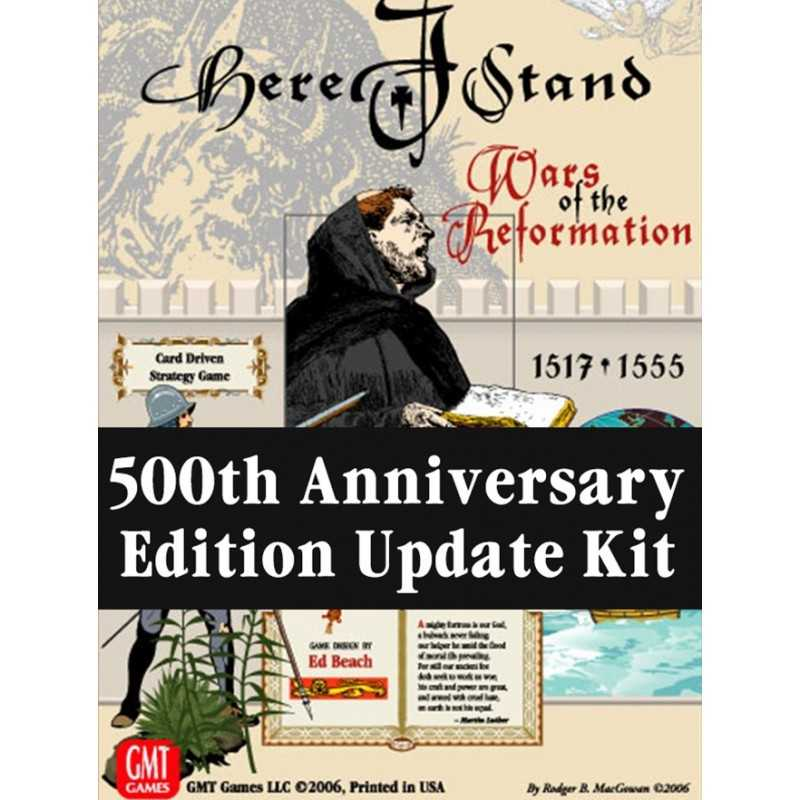 Here I Stand 500th Anniversary Upgrade Kit