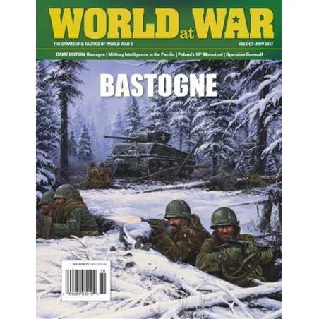 World at War 56 Bastogne