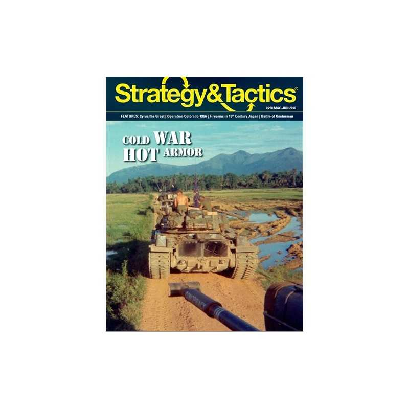 Strategy & Tactics 307 Cold War Hot Armour